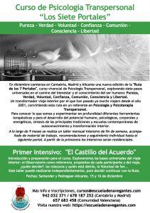 Presentación de los 7 Portales en Cantabria @ Escuela Cántabra de Qigong