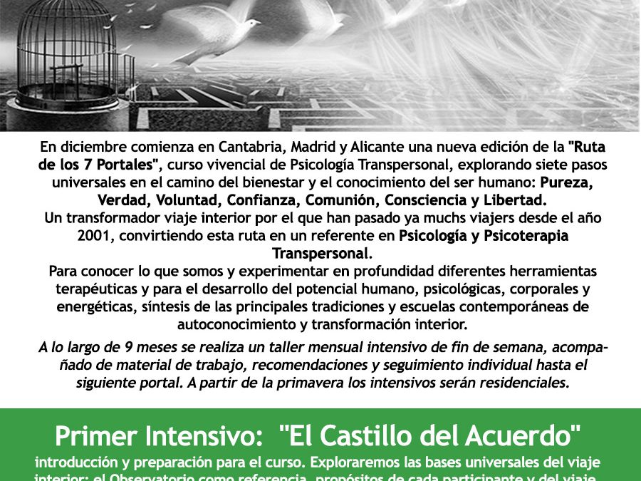 Presentación de los 7 Portales en Cantabria