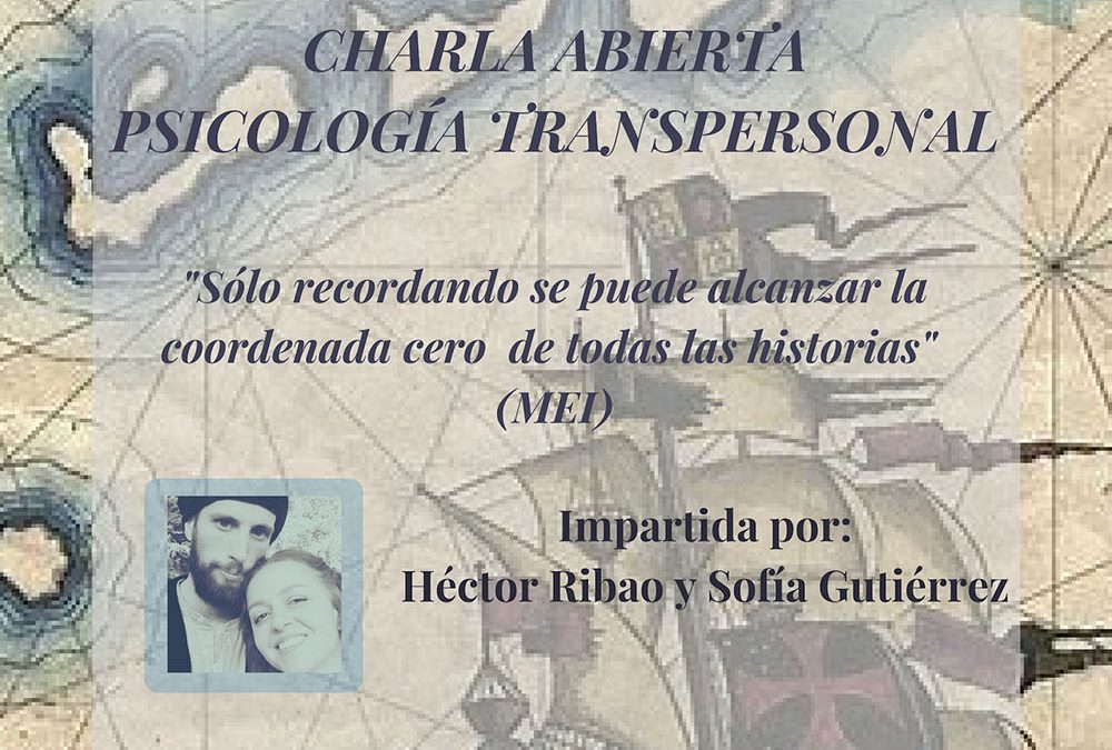 Charla Taller de Psicología Transpersonal en Pedreguer