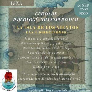 """INICIO DE LAS 4 DIRECCIONES IBIZA 26 Septiembre 2021 @ """" Lugar de Bendición"""""""